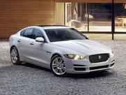 Описание Jaguar XE седан поколение г