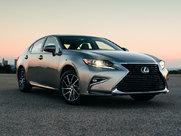 Описание Lexus ES седан поколение г