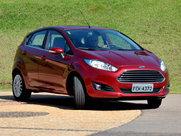 Описание Ford Fiesta 5-дверный хэтчбек поколение 2015г