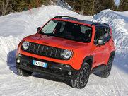 Описание Jeep Renegade 5-дверный кроссовер поколение г