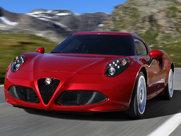 Описание Alfa Romeo 4C купе поколение 2013г