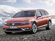 Описание Volkswagen Passat Alltrack универсал поколение 2015г