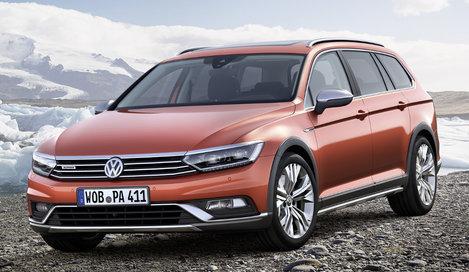 Фото Volkswagen Passat Alltrack универсал, модельный ряд 2016г