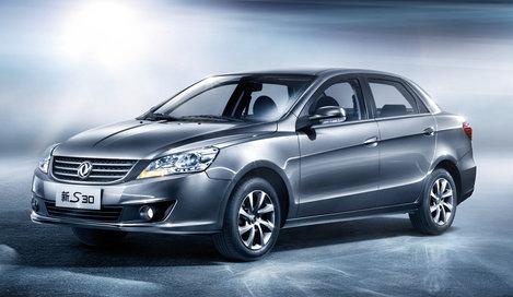 Фото Dongfeng S30 седан, модельный ряд 2014г