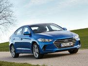 Описание Hyundai Elantra седан поколение г