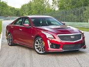 Описание Cadillac CTS-V седан поколение г