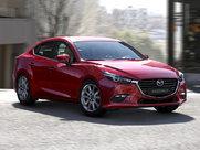 Описание Mazda 3 седан поколение г