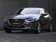 Описание Mazda 3 5-дверный хэтчбек поколение г