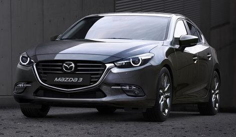 Фото Mazda 3 5-дверный хэтчбек, модельный ряд 2016г
