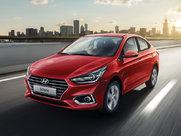 Описание Hyundai Solaris седан поколение 2014г