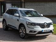 Описание Renault Koleos 5-дверный кроссовер поколение 2020г