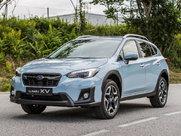 Описание Subaru XV 5-дверный кроссовер поколение 2019г