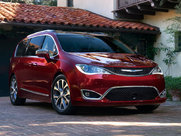 Описание Chrysler Pacifica минивэн поколение г