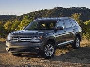 Описание Volkswagen Teramont 5-дверный внедорожник поколение 2018г
