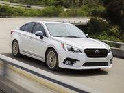 Описание Subaru Legacy седан поколение 2018г
