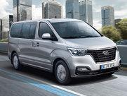 Описание Hyundai H1 минивэн поколение г