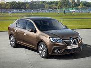 Описание Renault Logan седан поколение 2020г