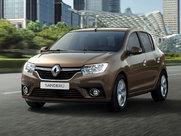 Описание Renault Sandero 5-дверный хэтчбек поколение 2020г