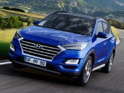 Описание Hyundai Tucson 5-дверный кроссовер поколение 2014г