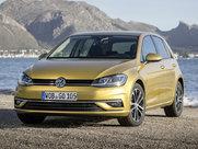 Описание Volkswagen Golf 5-дверный хэтчбек поколение 2018г