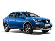 Описание Renault Logan Stepway седан поколение 2018г