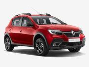 Описание Renault Sandero Stepway 5-дверный хэтчбек поколение г