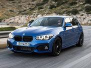 Описание BMW 1 Series 5-дверный хэтчбек поколение 2017г