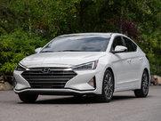 Описание Hyundai Elantra седан поколение 2019г