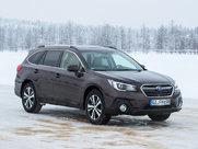 Описание Subaru Outback универсал поколение 2019г