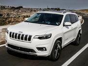Описание Jeep Cherokee 5-дверный внедорожник поколение г