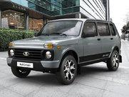 Описание Lada 4x4 Urban 5-дверный внедорожник поколение г