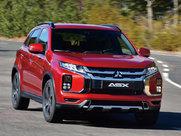 Описание Mitsubishi ASX 5-дверный кроссовер поколение 2014г