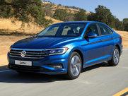 Описание Volkswagen Jetta седан поколение 2020г