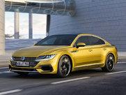 Описание Volkswagen Arteon седан поколение 2020г
