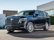 Описание Cadillac Escalade 5-дверный внедорожник поколение г