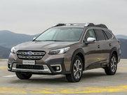 Описание Subaru Outback универсал поколение 2021г