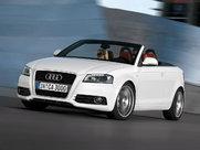 Описание Audi A3 кабриолет поколение 2011г