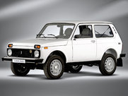 Описание Lada 4x4, 3-дверный внедорожник, поколение г