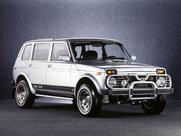 Описание Lada 4x4 5-дверный внедорожник поколение г