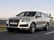 Описание Audi Q7 5-дверный кроссовер поколение 2011г