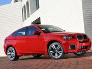 Описание BMW X6 M 5-дверный кроссовер поколение г