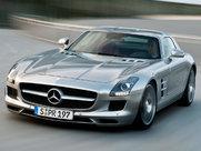 Описание Mercedes-Benz SLS AMG купе поколение 2013г