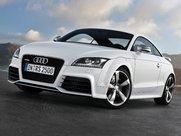 Описание Audi TT RS купе поколение 2011г