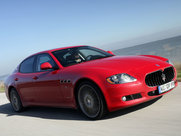 Maserati Quattroporteседан, поколение г.