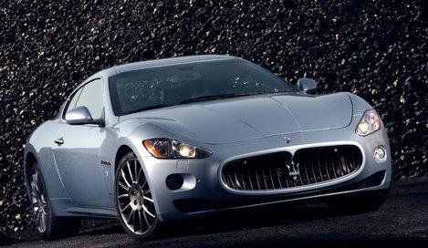 Фото Maserati GranTurismo купе, модельный ряд 2007г