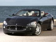 Описание Maserati GranCabrio кабриолет поколение г
