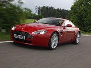 Описание Aston Martin Vantage V8 купе поколение г