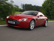 Aston Martin Vantage V8купе, поколение г.