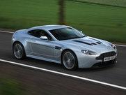 Описание Aston Martin Vantage V12 купе поколение г