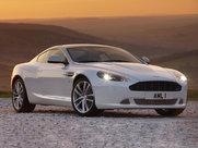 Описание Aston Martin DB9 купе поколение г